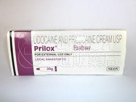 プリロックスクリーム30gm(エムラクリームジェネリック)|あんしん通販薬局